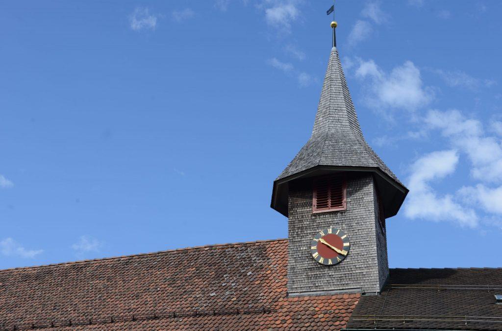 Masans, Kirchen, Frühling