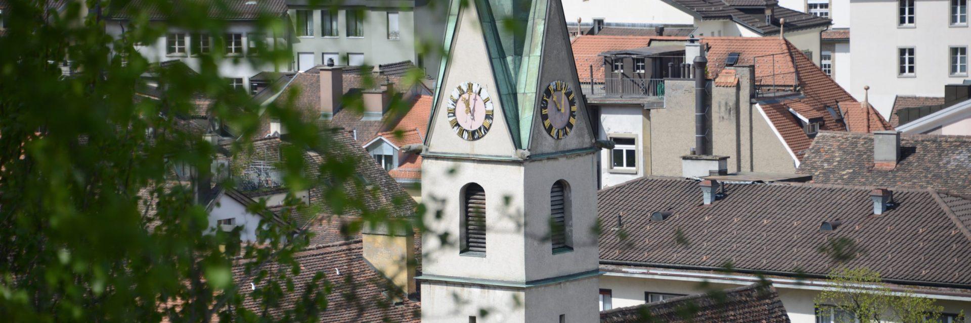 Regula, Kirchen, Frühling