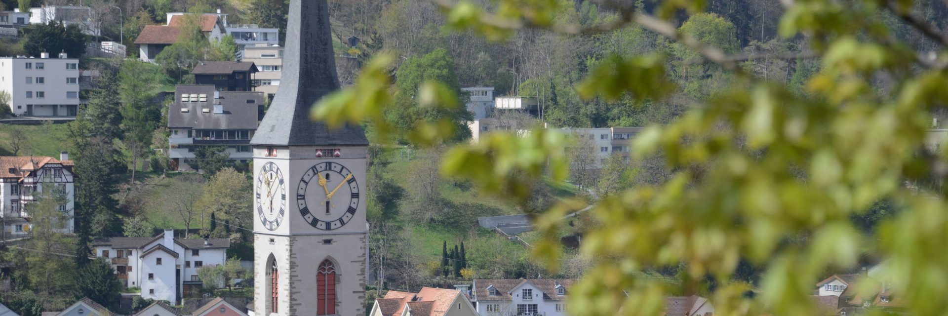 St.Martin, Martinskirche, Kirchen, Frühling